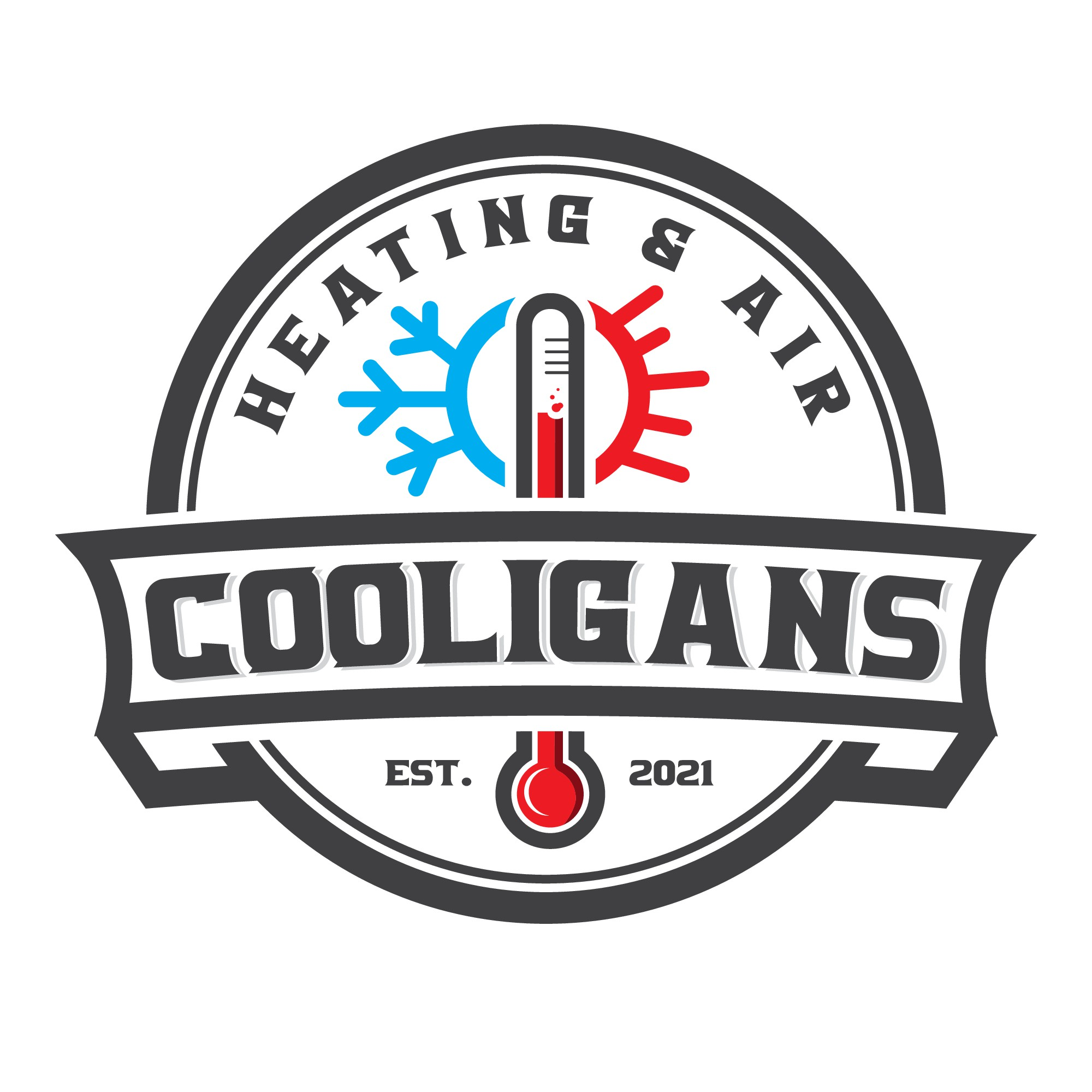 Please! Need help with a logo design to represent our heating and air conditioning company