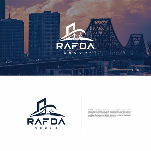symbols that communicate infrastructure RAFDA GROUP