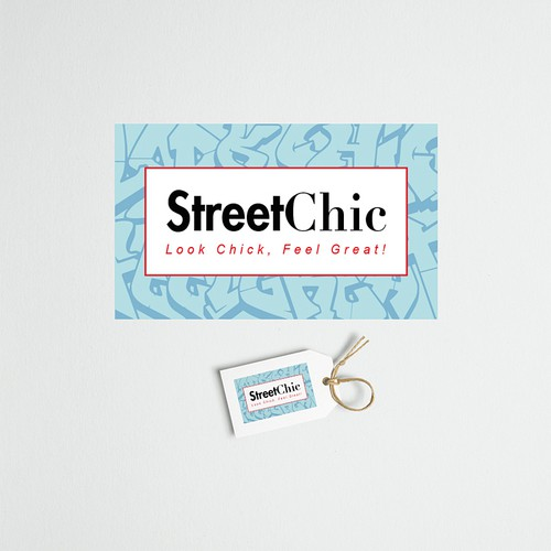 Logo concept for Street Chic