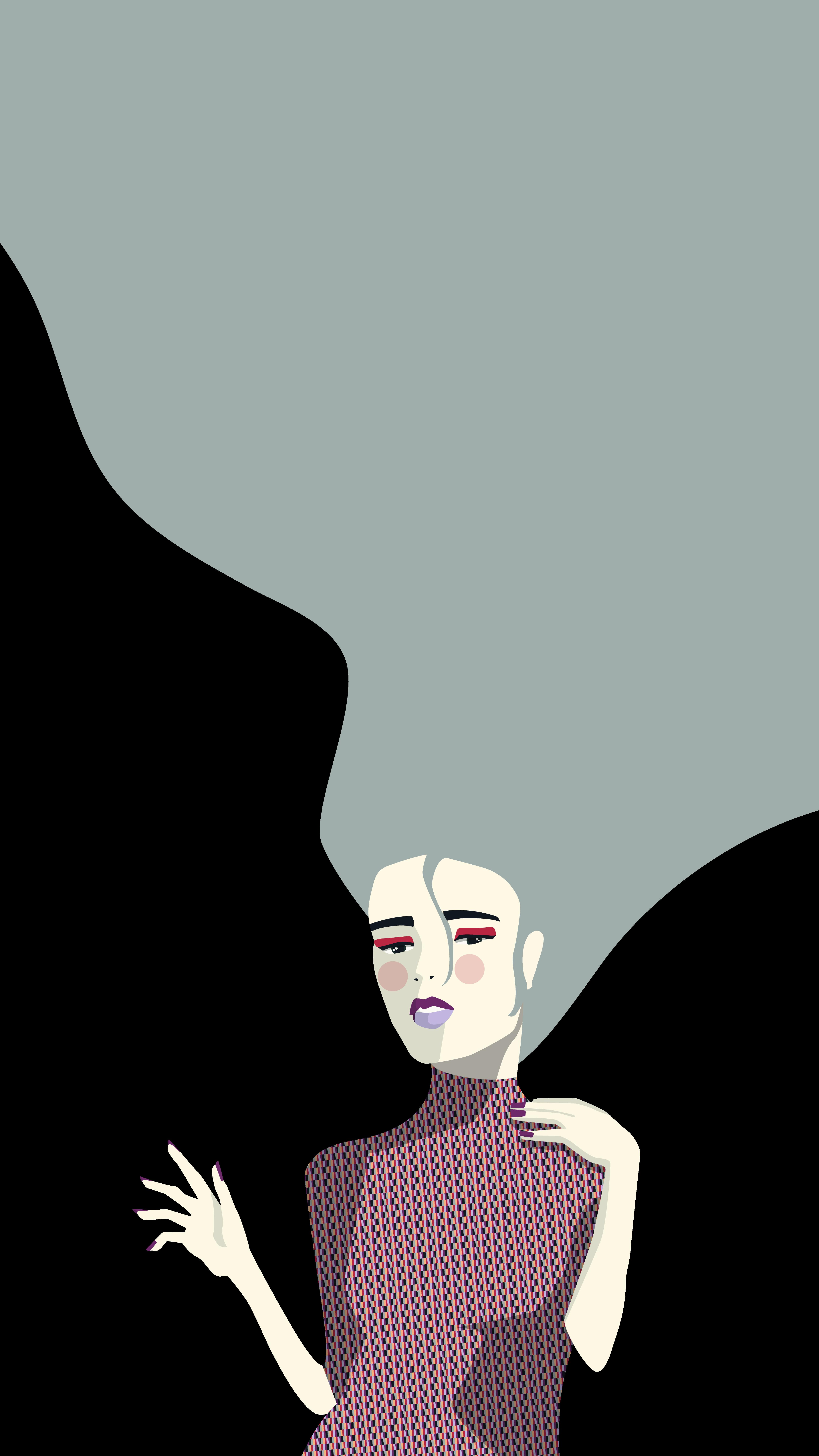 modeisme illustrations