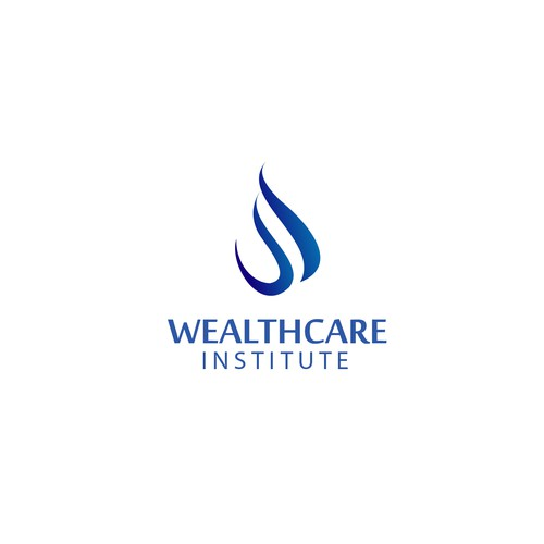logo concept for wealth management company