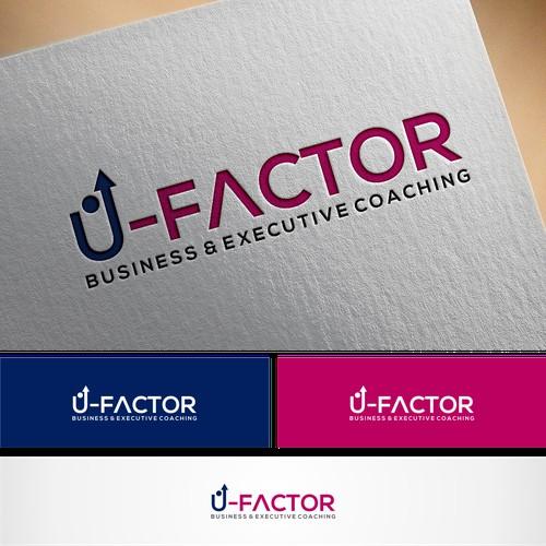 Wordmark logo for U-Factor