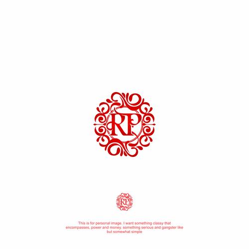 RP luxury logo