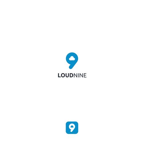 loudnine logo