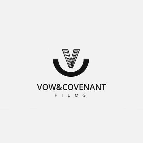 Logo for videography company