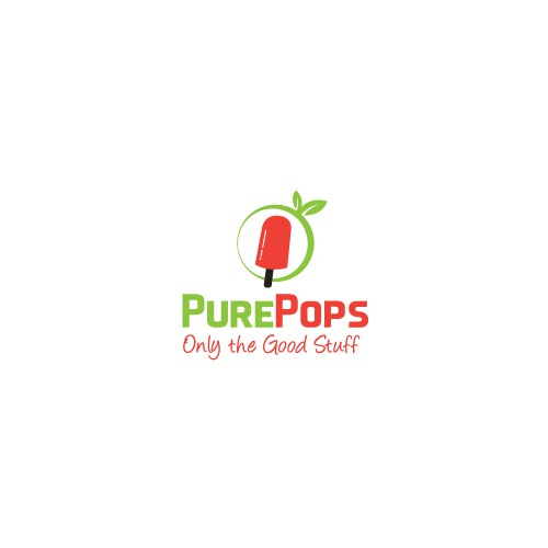 logo for Pure Pops