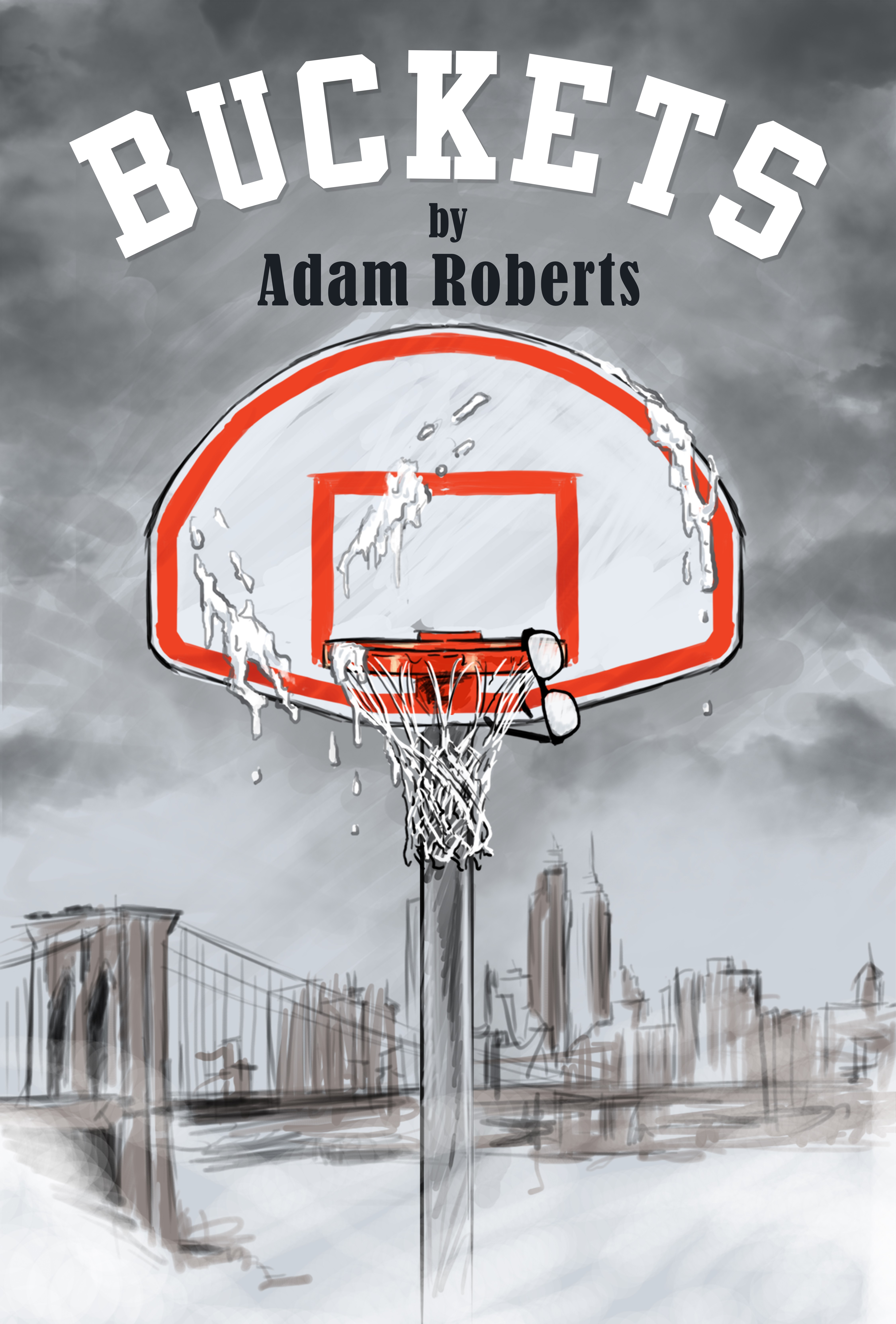 illustration or graphic design for a book cover