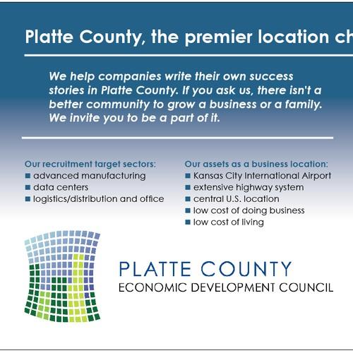Print ad needed for Platte County Economic Development Council
