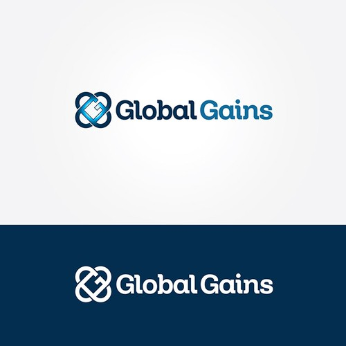 Logo concept for Global Gains