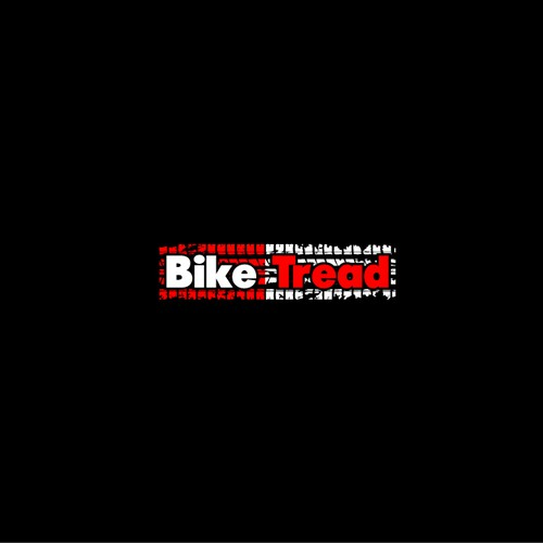 Create the next logo for Bike Tread