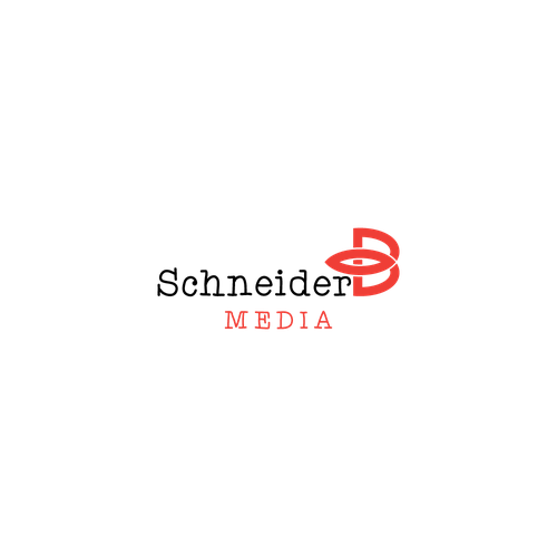 Logo for media agency