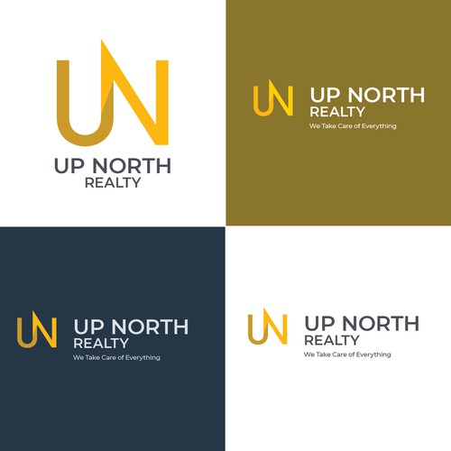 Up North Really Logo