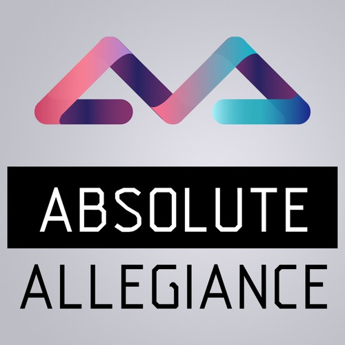 Logo design concept for Absolute Allegiance.