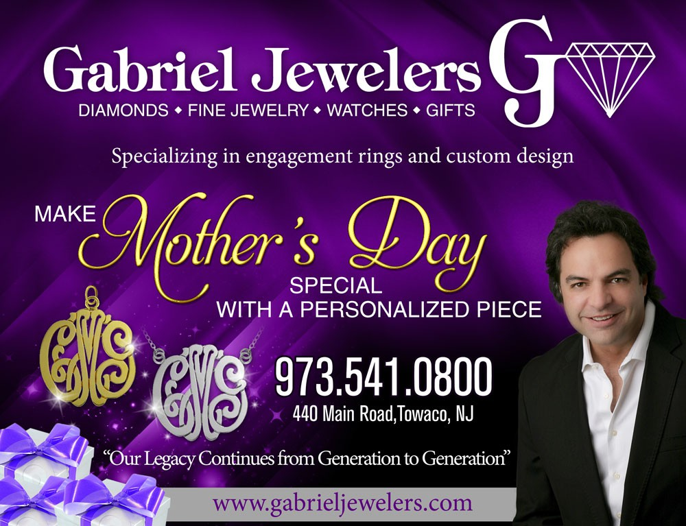 Help Gabriel Jewelers with a new sinage