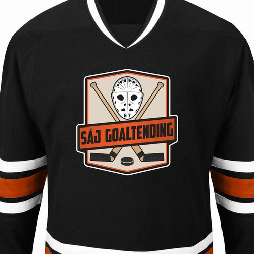 Create a winning logo design for a  hockey goaltending school