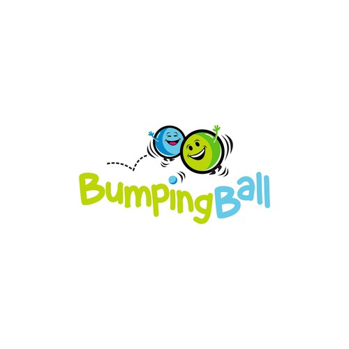 Bumping ball