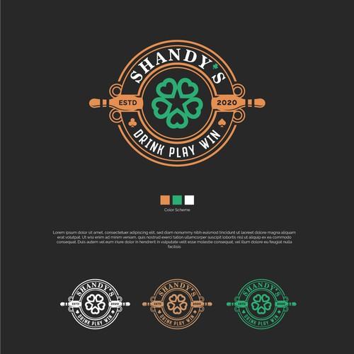 Shandy's Restaurant Logo