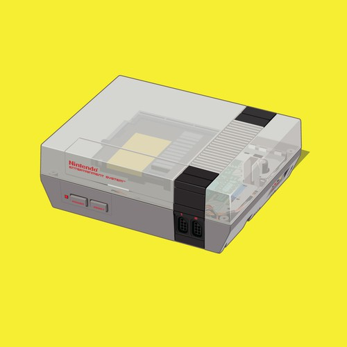NES illustration