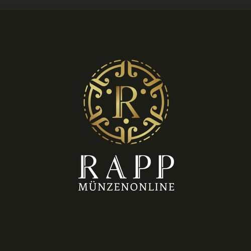 Logo Design for Rapp auction house