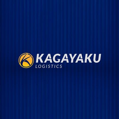 Kagayaku Logistic Logo