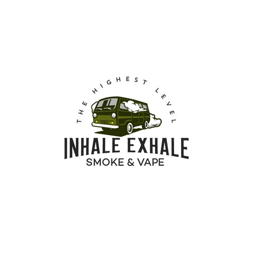 Inhale Exhale Smoke & Vape