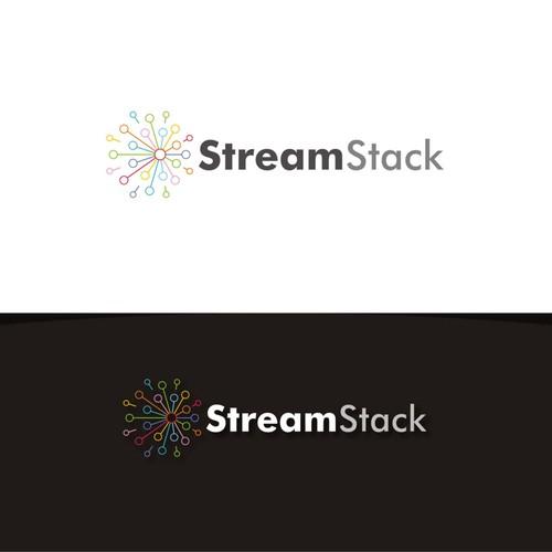 StreamStack, logo for our cloud platform for developers