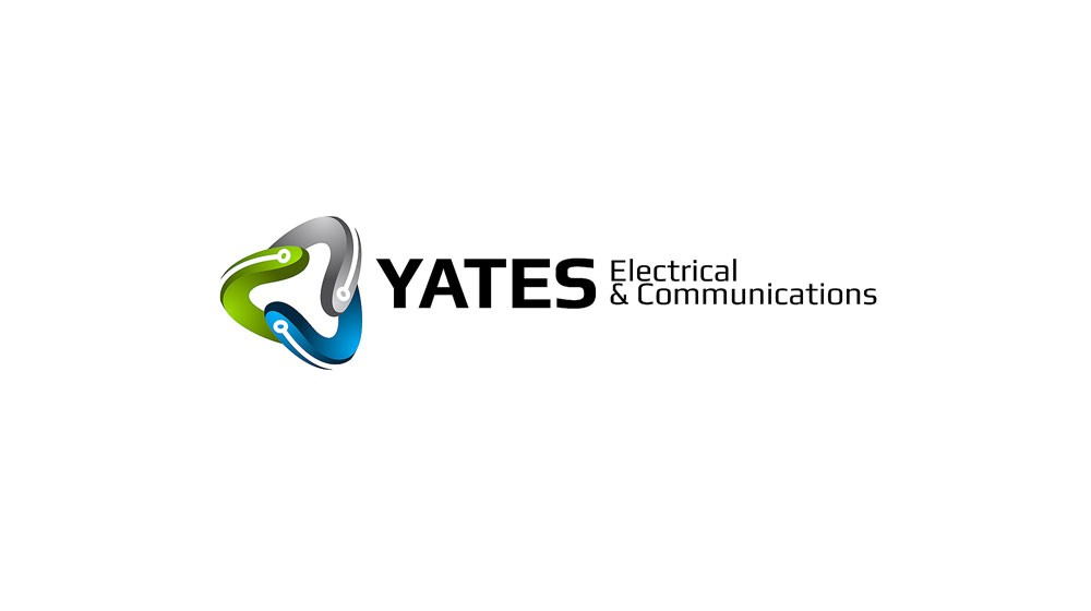 Create the next logo for Yates Electrical & Communications
