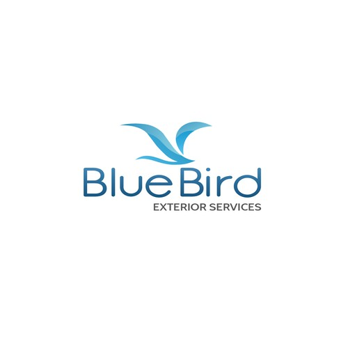 Logo for Blue Bird