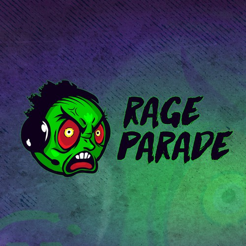 Rage Parade Twitch branding