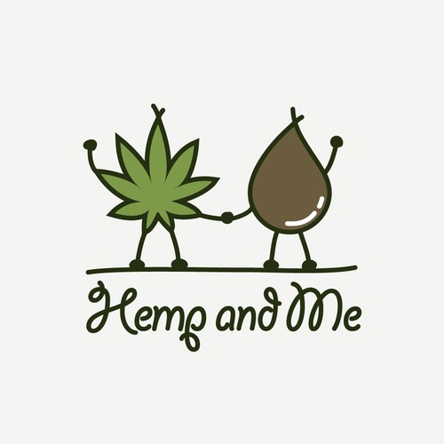 Logo for Hemp and Me