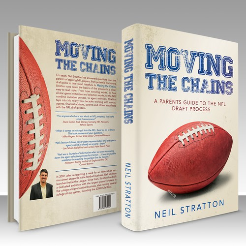 Book Cover on American Football