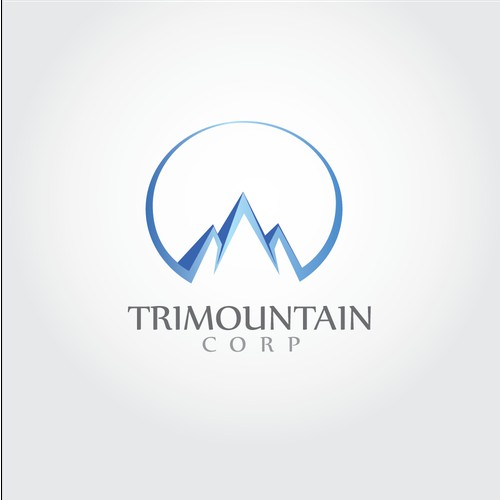 Help Trimountain Corp with a new logo
