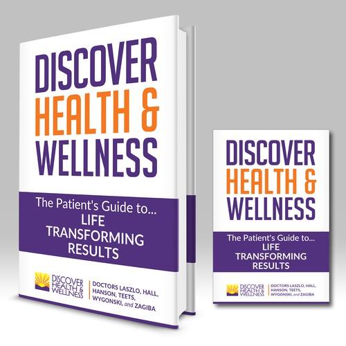 Bold cover Discover Health & Wellnes