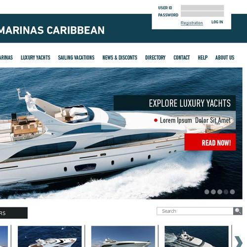 Yachts and Marinas Caribbean