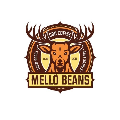 Mellö Beans CBD Coffee Logo