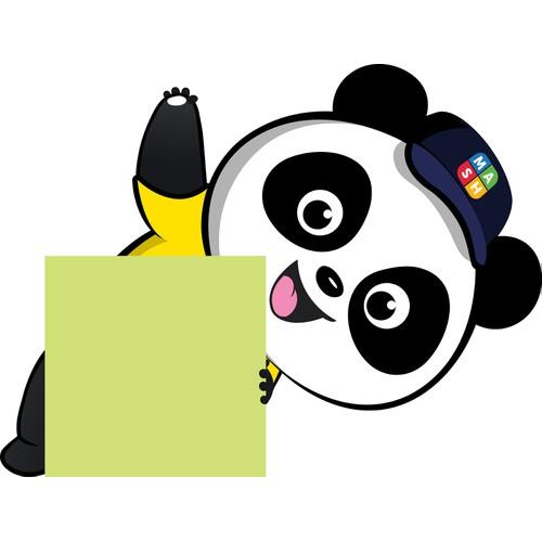 MASH Panda poses