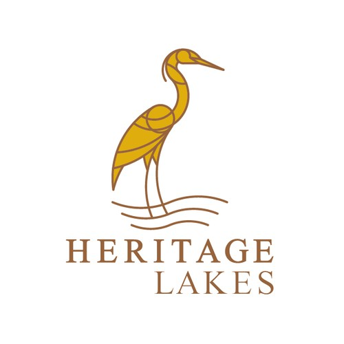 Logo for a 200+ acre multi use real estate development