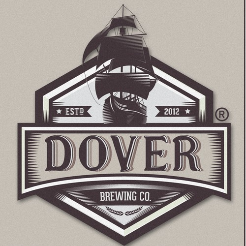 Logo for Dover Brewing Company