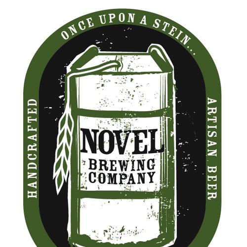 Vintage brewing company design