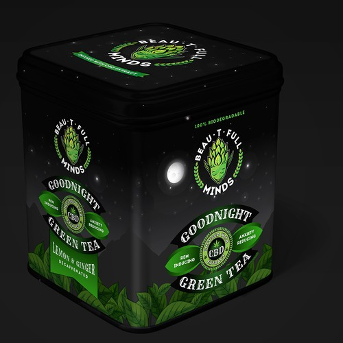 Green Tea Packaging