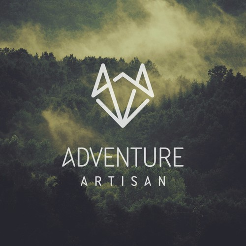 Simple and sophisticated logo for adventure coaching
