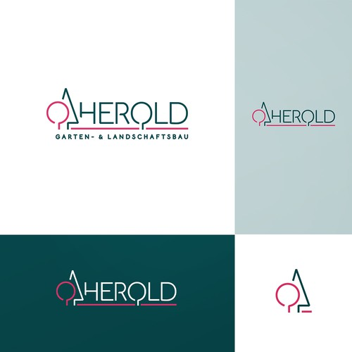 Logo & CI for Gardening & Landscaping Company