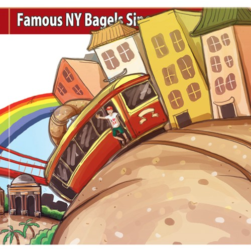 SF House of Bagels