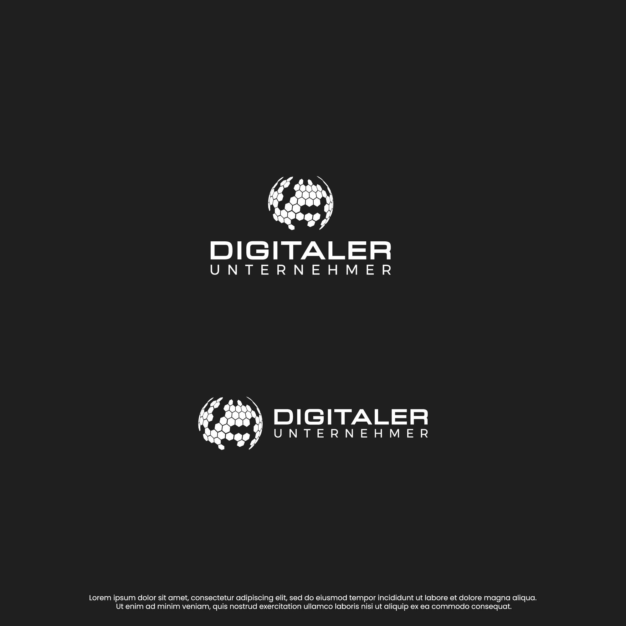 """Wir benötigen ein Logo für """"Digitaler Unternehmer"""""""