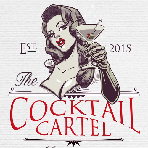 Cocktail label