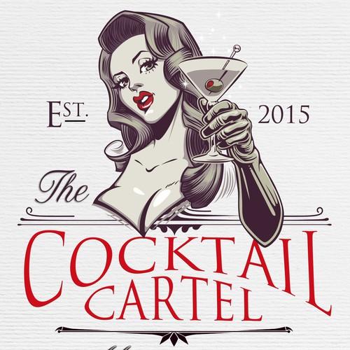 Cocktail label