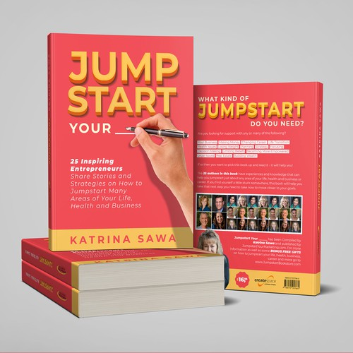 Book cover for Jumpstart