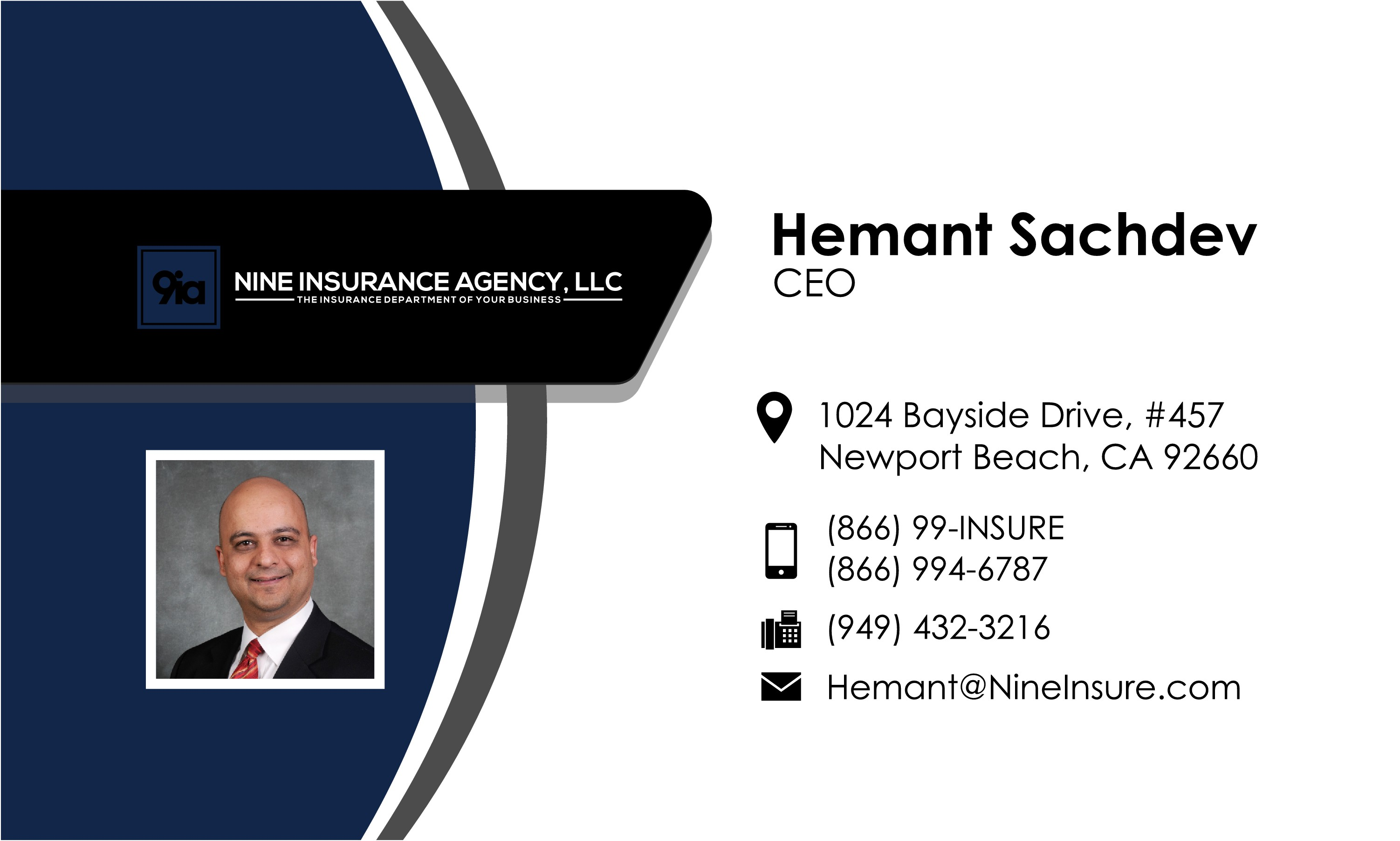 Next Generation of High End Insurance Brokerage General Agency needs sophisticated logo