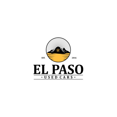 logo for El Paso Used Cars