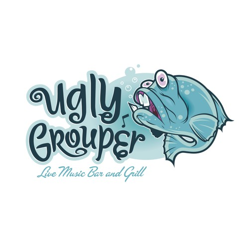 Ugly Groupier